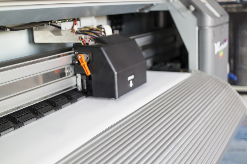 High quality outdoor ecosolvent printer